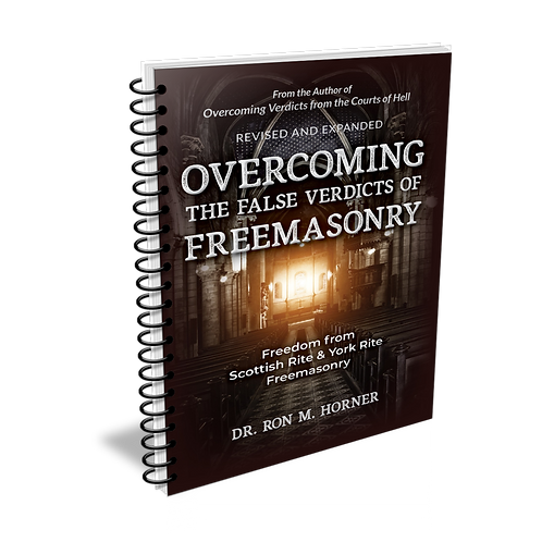 Overcoming the False Verdicts of Freemasonry (Spiral Edition)