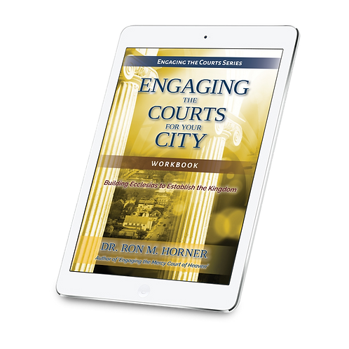 Engaging the Courts for Your City - Workbook (PDF Edition)