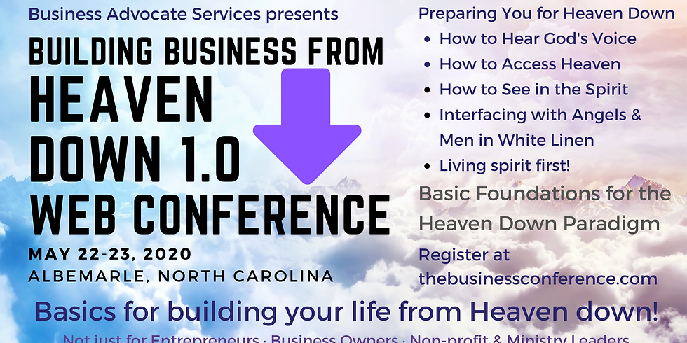 HEAVEN DOWN Business Conference 1.0