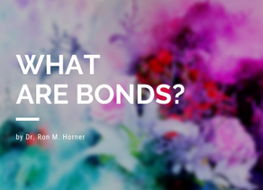 What are bonds?