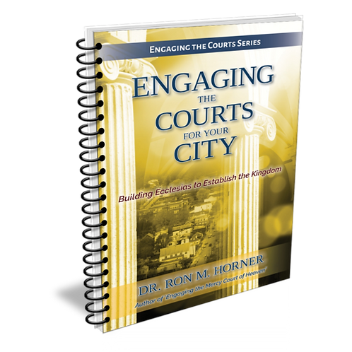 Engaging the Courts for Your City (Spiral Edition)