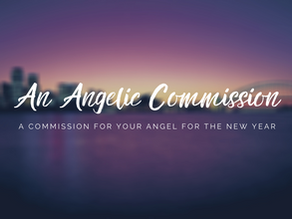 Commissioning Your Angel for the New Year