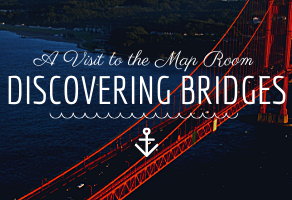 Discovering Bridges in a Visit to the Map Room