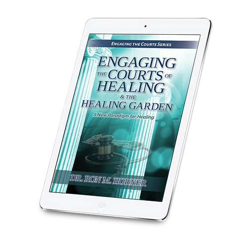 Engaging the Courts of Healing & the Healing Garden (Kindle Edition)