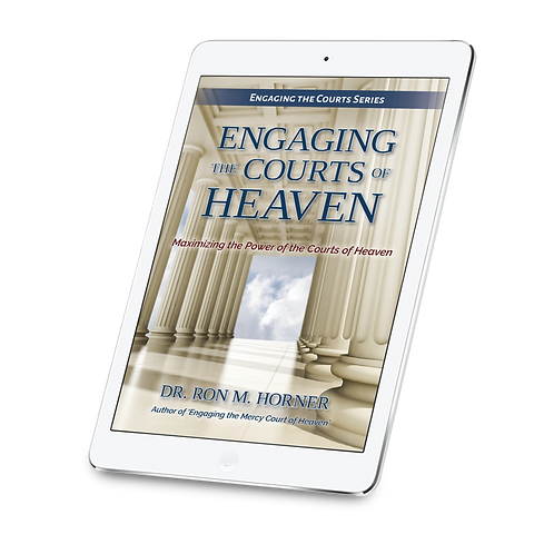Engaging the Courts of Heaven (Sample)
