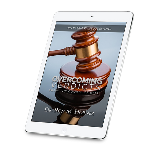 Overcoming Verdicts from the Courts of Hell - eBook Edition