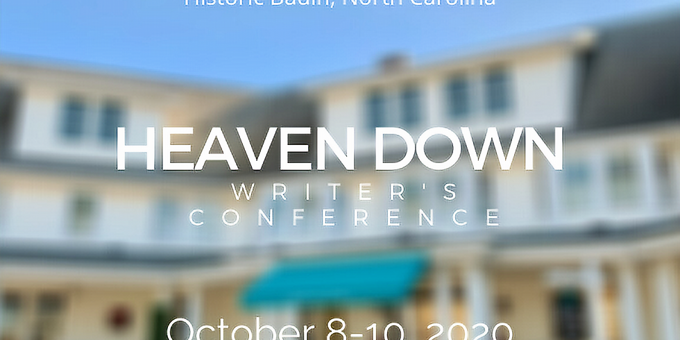 Heaven Down Writer's Conference
