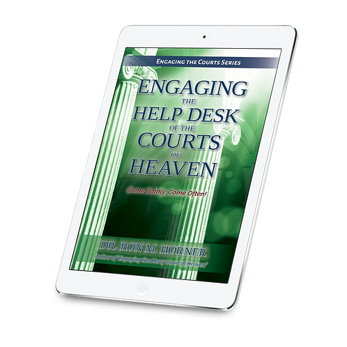 Engaging the Help Desk of Heaven (Sample)