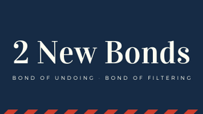 2 New Bonds