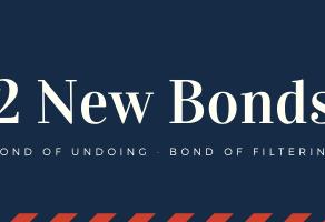 2 New Bonds