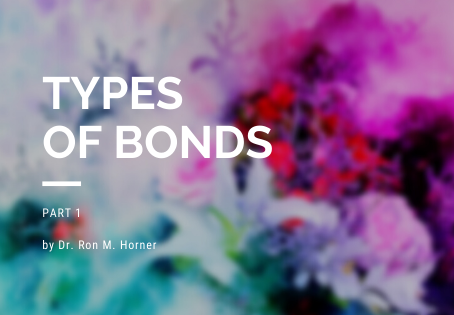 Types of Bonds - Part 1