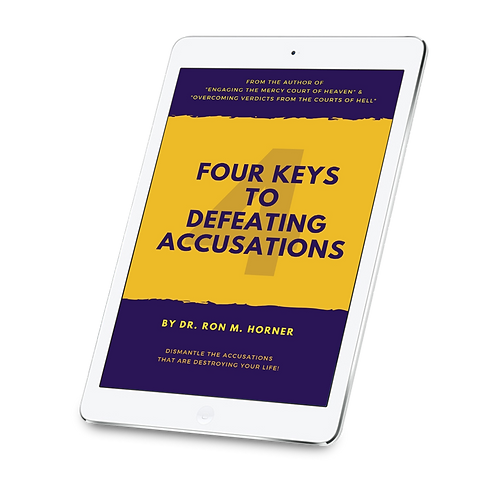 Four Keys to Defeating Accusations (Kindle Edition)