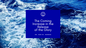 The Coming Increase in the Release of the Glory