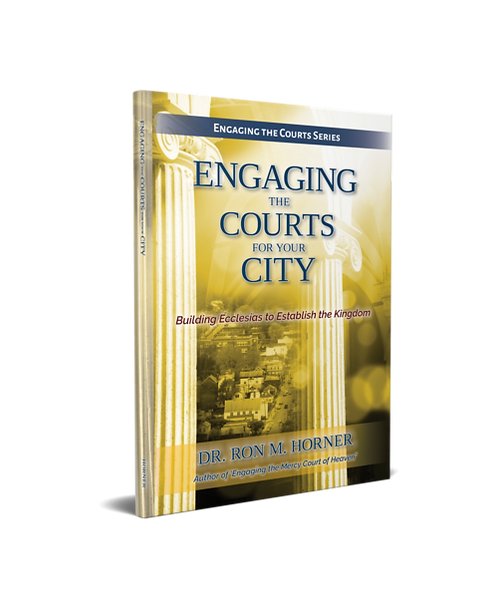 Engaging the Courts for Your City - Leader's Guide (Paperback)
