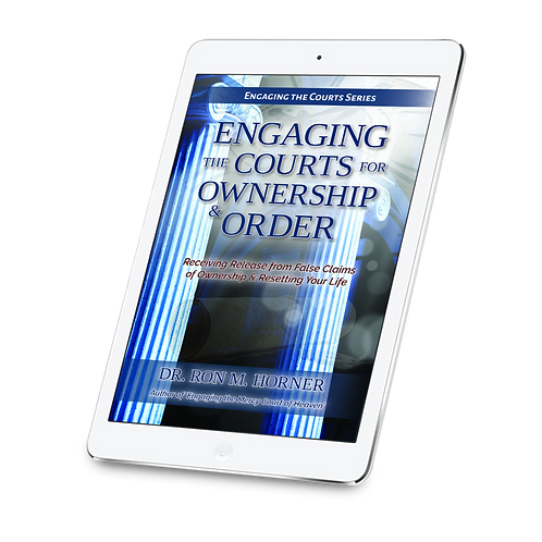 Engaging the Courts for Ownership and Order (PDF Edition)