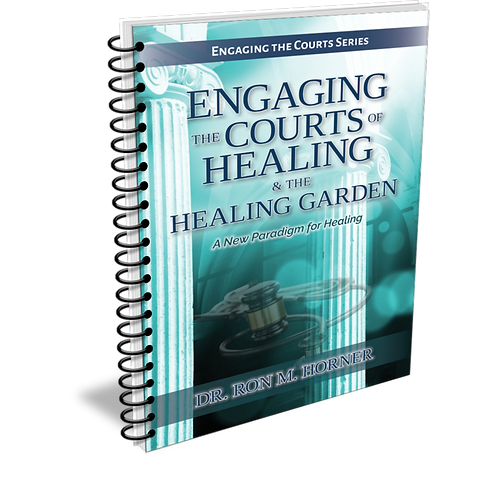 Engaging the Courts of Healing & the Healing Garden (Spiral Edition)