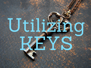 Utilizing Keys