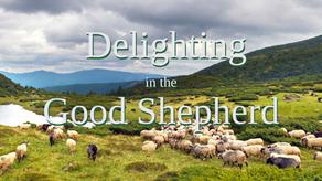 Delighting in the Good Shepherd
