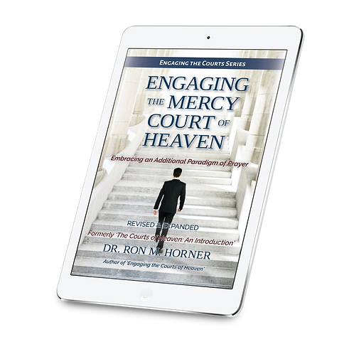 Engaging the Mercy Court of Heaven (Sample)