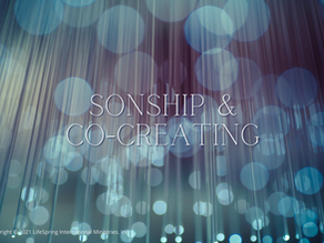 Sonship & Co-creating