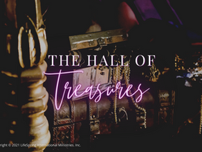 The Hall of Treasures