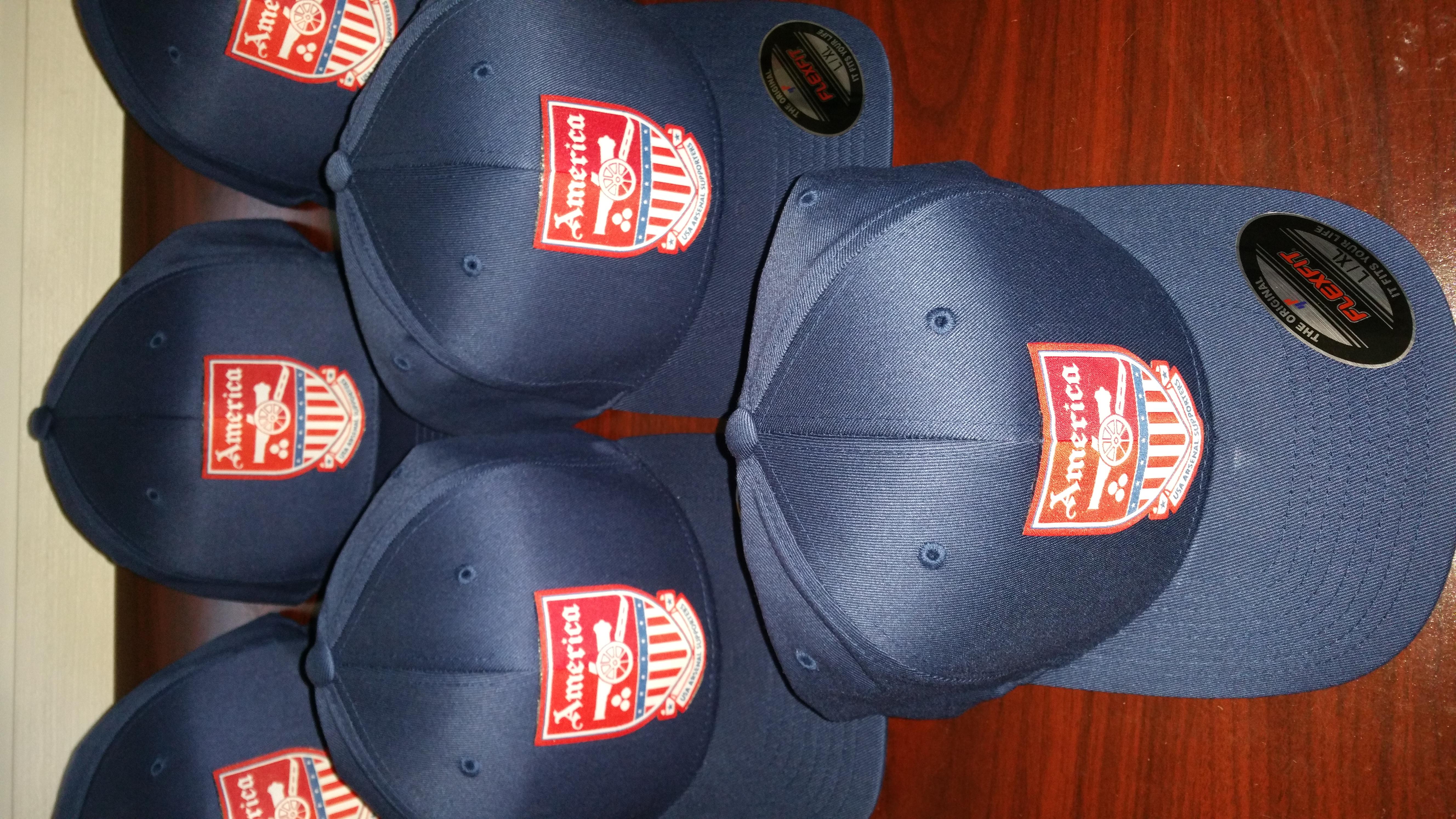 MEMBERSHIP PATCH HATS