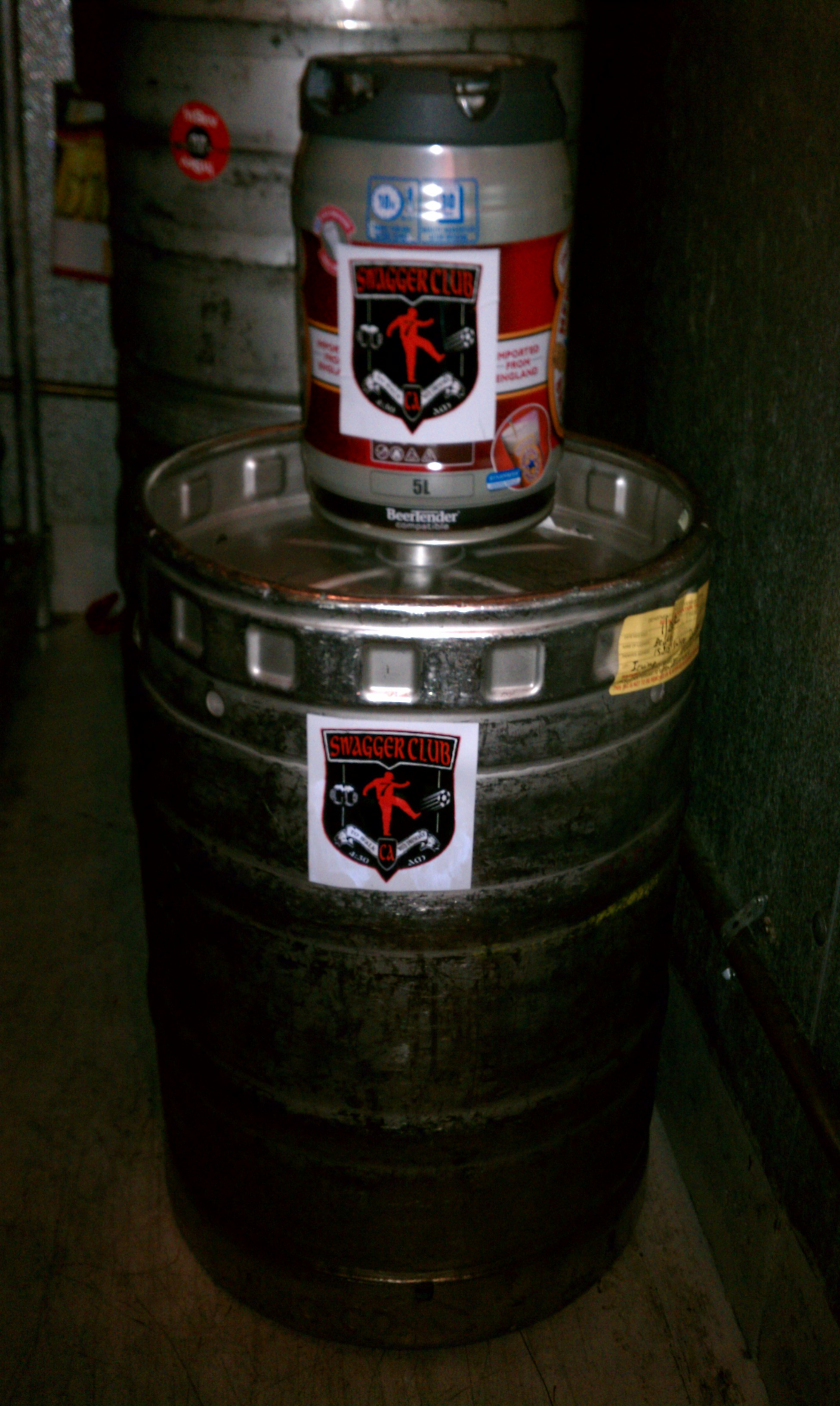 KEG TAGS MUST HAVE
