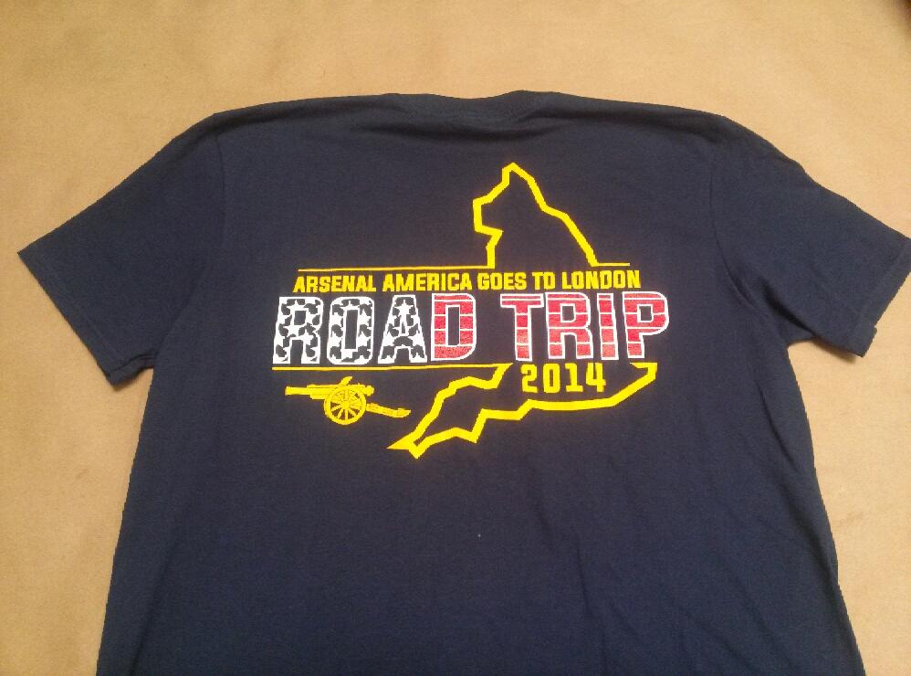 Tour Shirts