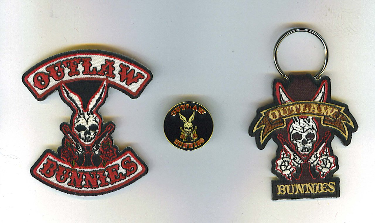 CUSTOM KEYCHAIN PATCH PIN