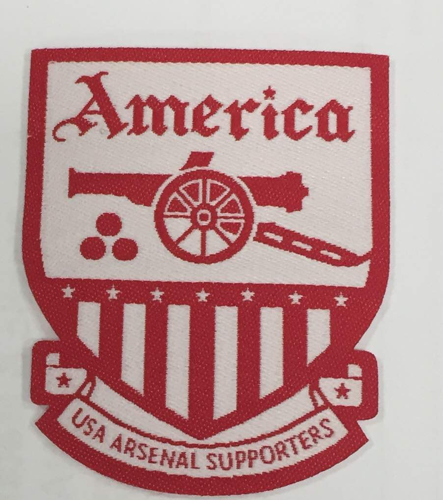 New Arsenal patch