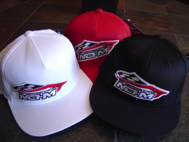 MOTO PATCH HATS