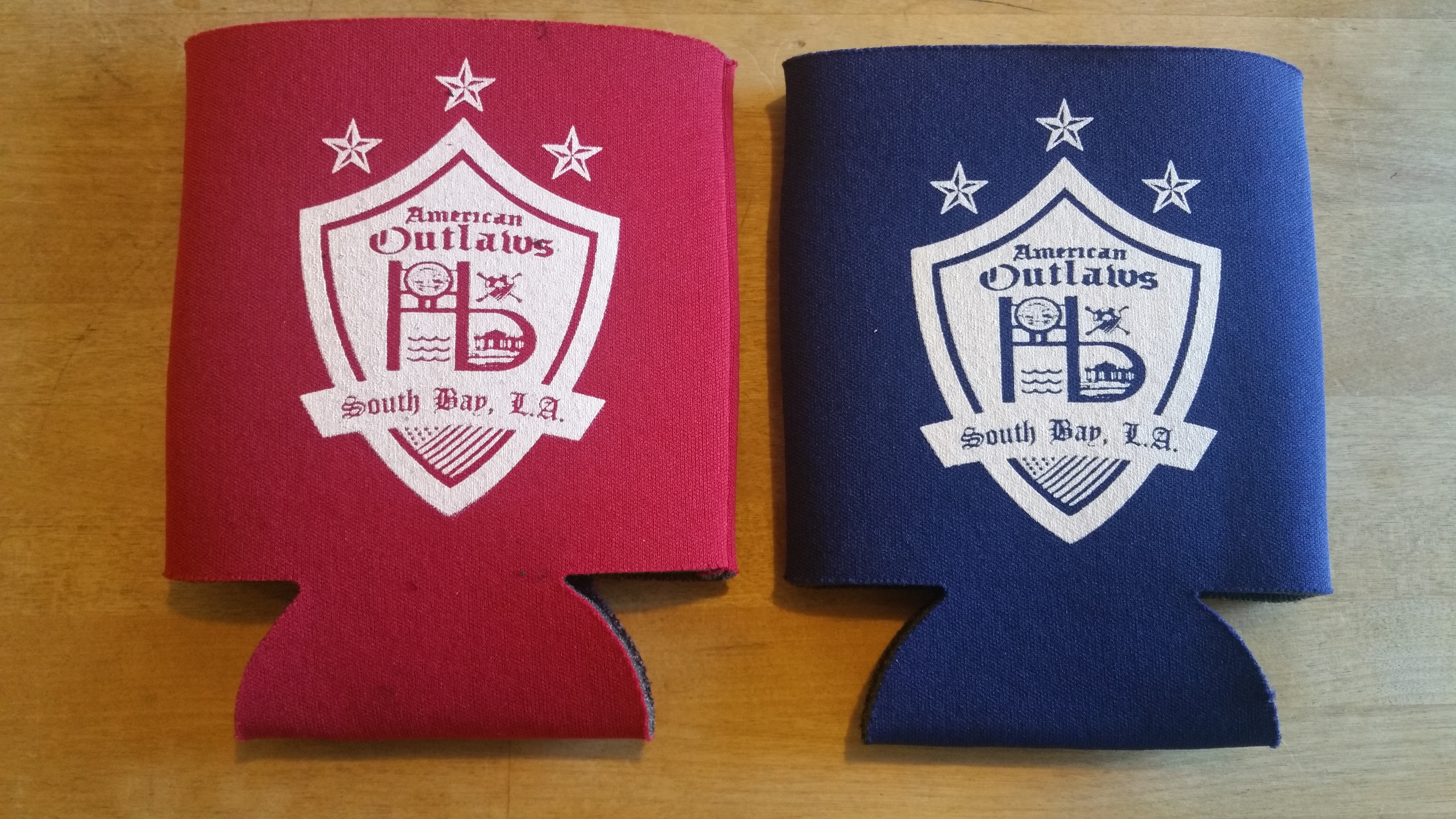 PRINTED COOZIES