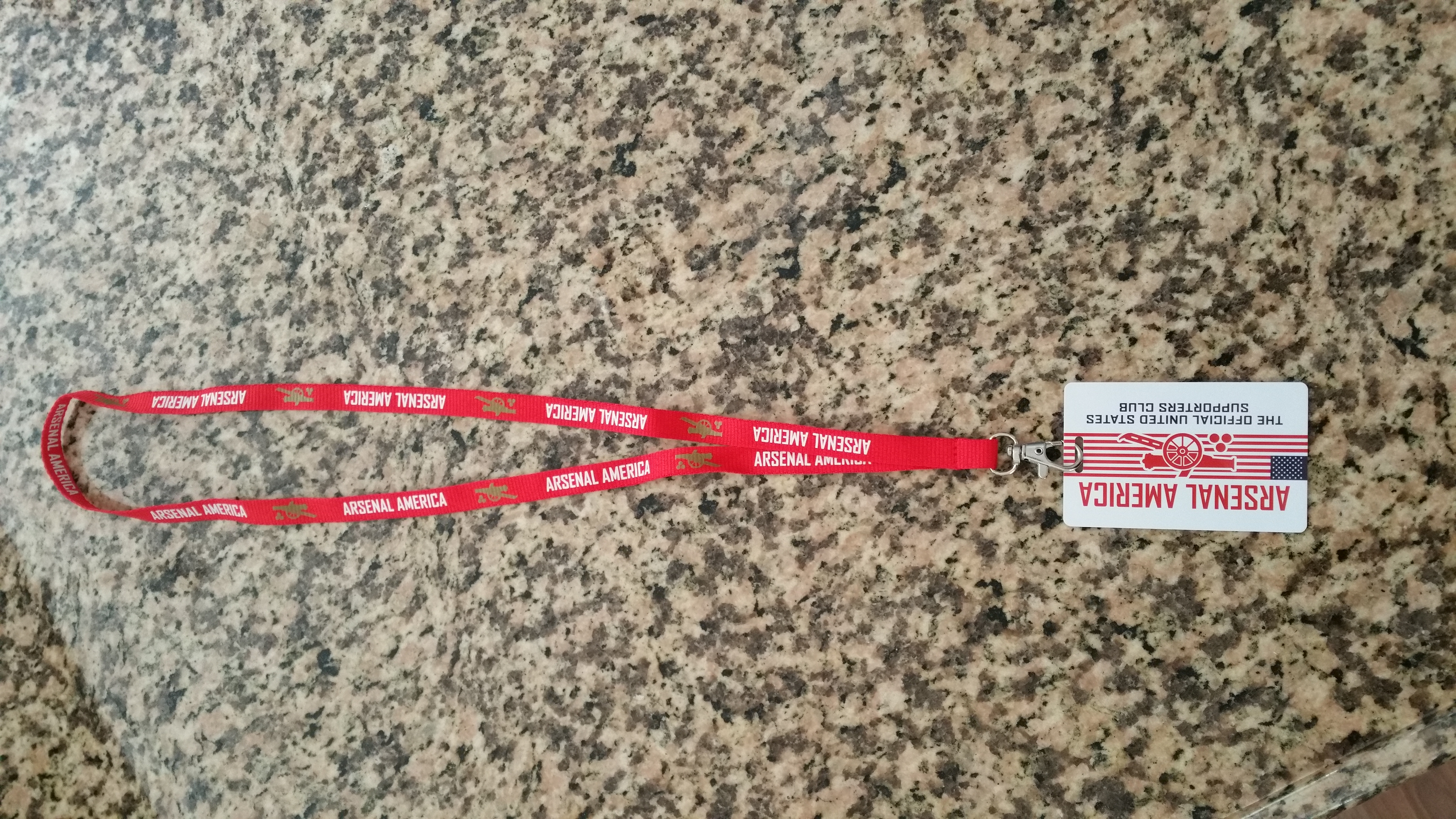 LANYARD AND MEMBER CARD1421