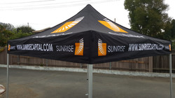 Custom Canopies and Tents