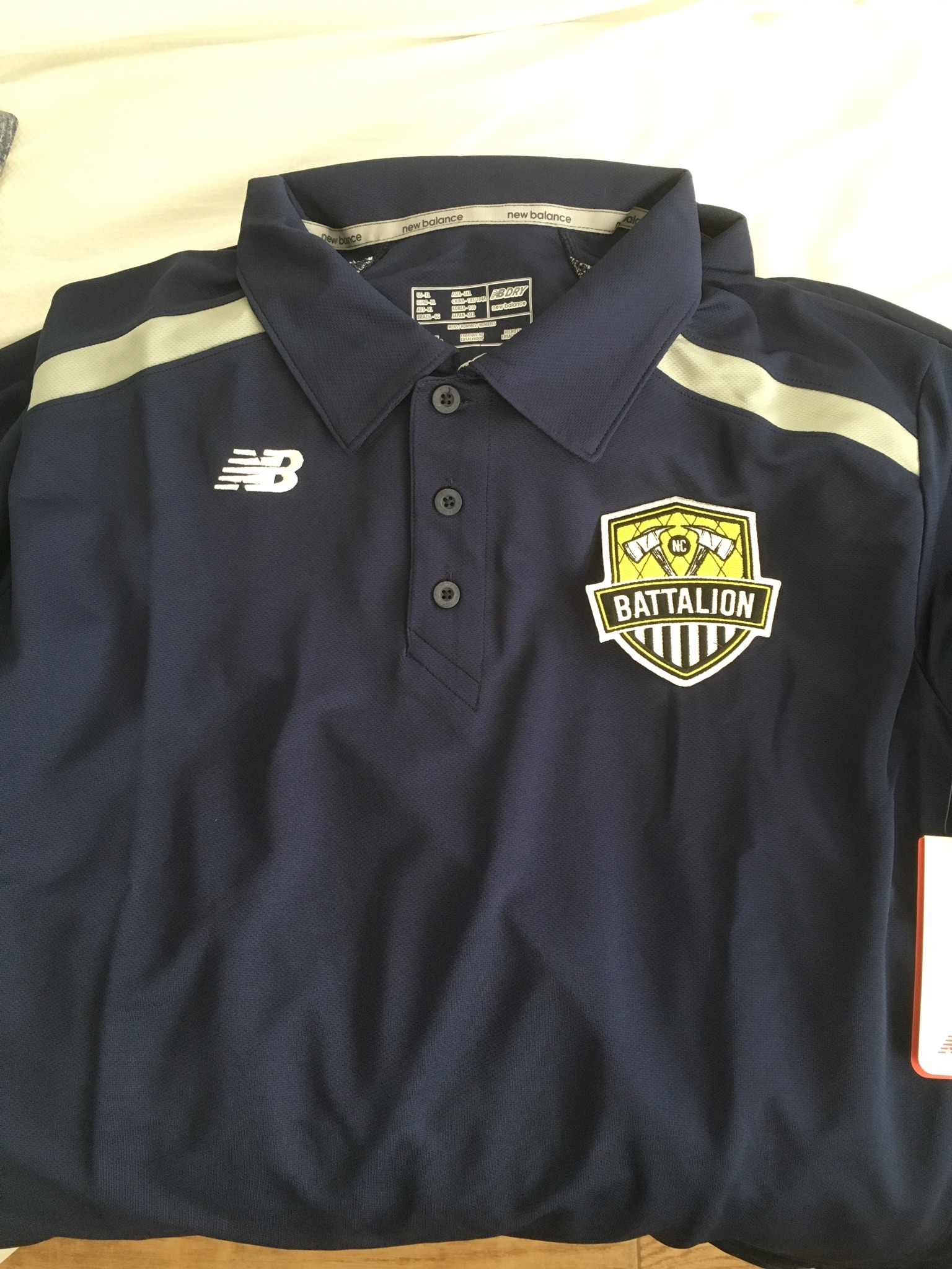 TEAM JERSEY WITH PATCHES