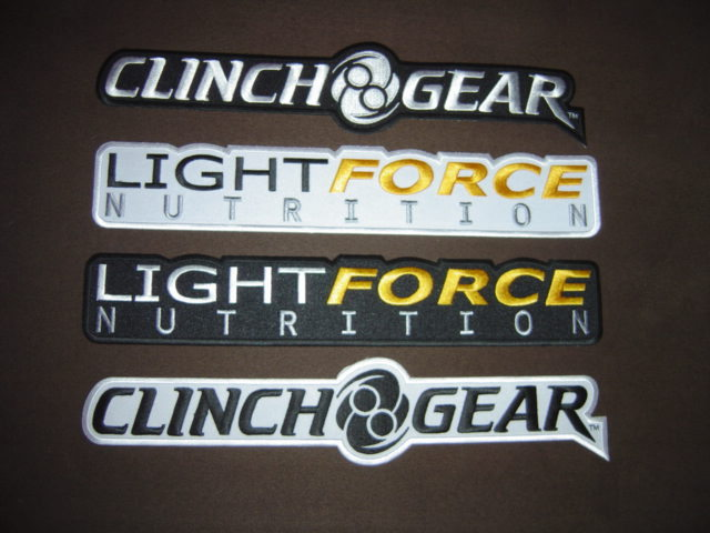 GI FIGHT PATCHES