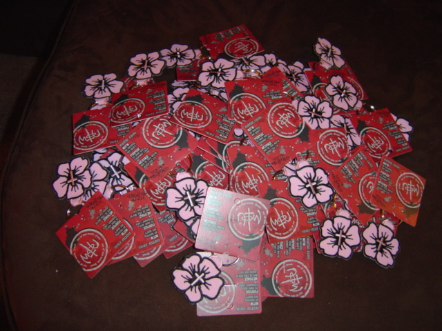 RETAIL CARDED PATCHES