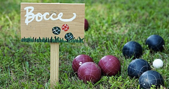 Bocce Ball Season Begins!