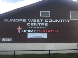 New Exterior Signage