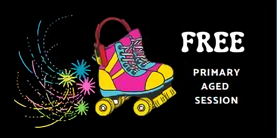 School Holidays Rollerskating - Primary Aged Session