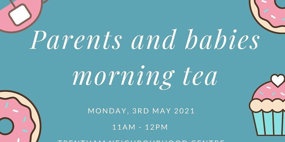 Parents and Babies Morning Tea