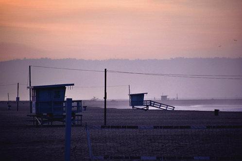 Venice Sunrise - CA
