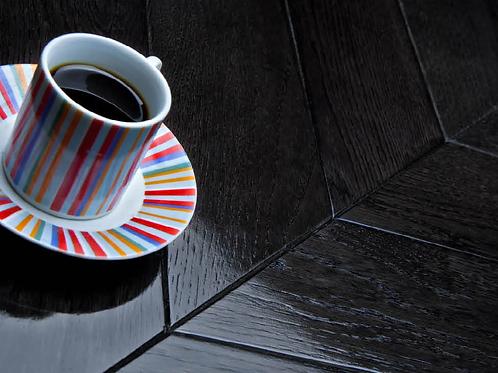 Чёрный кофе