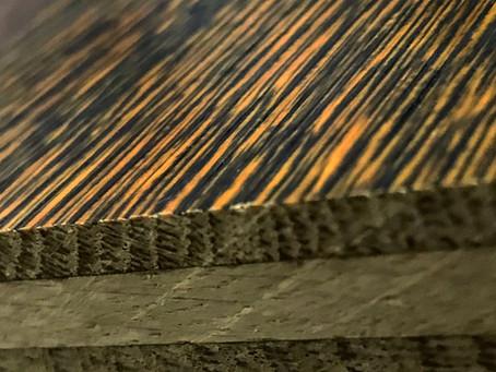 Производство паркетной доски из дуба