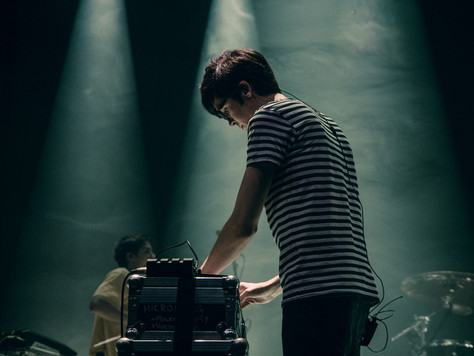 Car Seat Headrest at Roundhouse