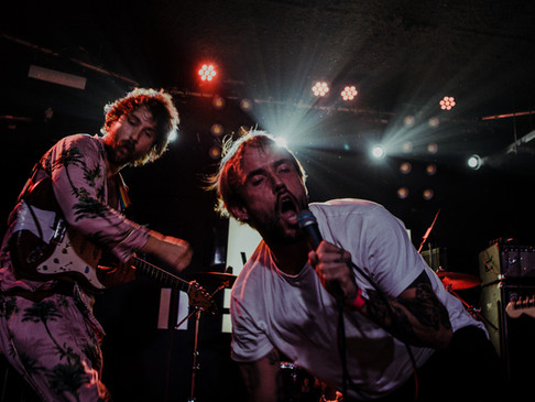 Idles at Visions Festival