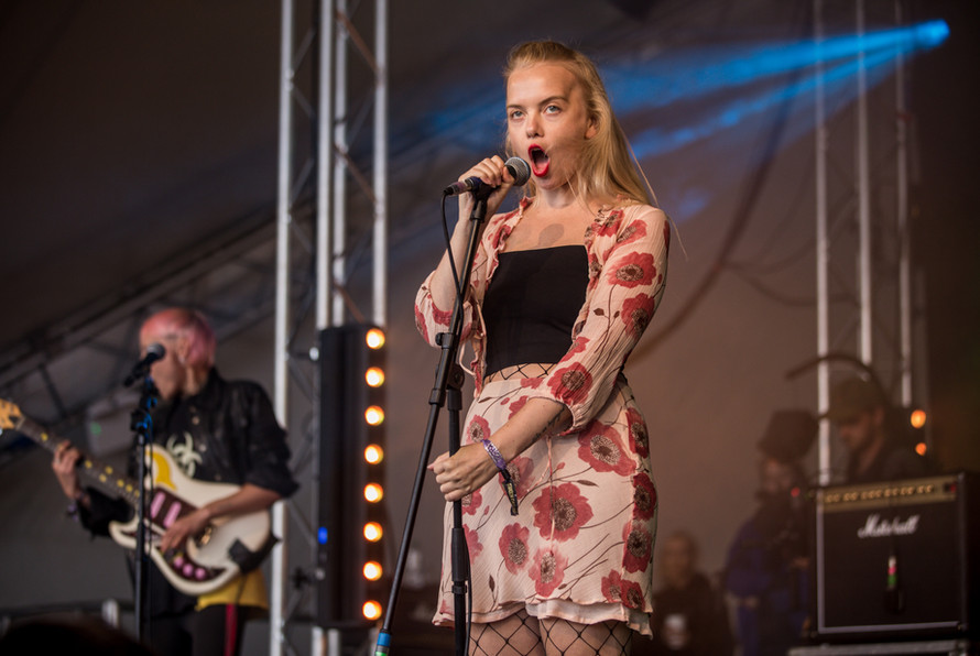 Dream Wife at Standon Calling