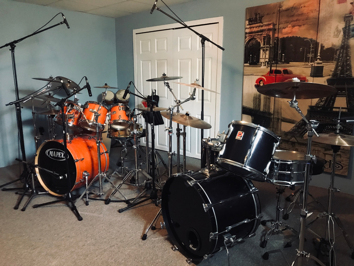 Drums Room