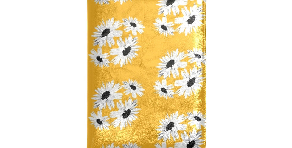 Daisy Love Yellow (small print) - Journal