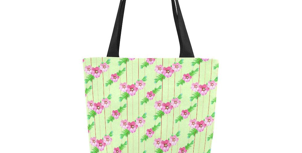 Xanadu (green small print) - Tote Bag